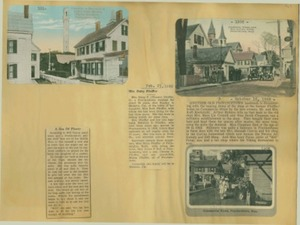 Scrapbooks of Althea Boxell (1/19/1910 - 10/4/1988), Book 1, Page 138