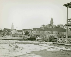Provincetown Waterfront at Town Center