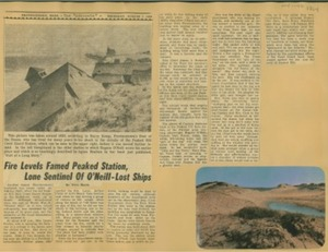 Scrapbooks of Althea Boxell (1/19/1910 - 10/4/1988), Book 4, Page 140