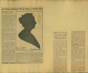 Scrapbooks of Althea Boxell (1/19/1910 - 10/4/1988), Book 4, Page 47