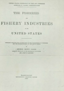 Cape Cod Fishermen in 1862; Autobiography of Captain N. E. Atwood