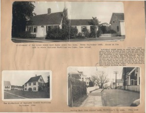 Scrapbooks of Althea Boxell (1/19/1910 - 10/4/1988), Book 1, Page 43