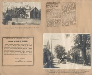 Scrapbooks of Althea Boxell (1/19/1910 - 10/4/1988), Book 1, Page 86