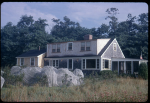 The Camp: replacement for the old Frost Camp, Franklin St., Duxbury, Mass.