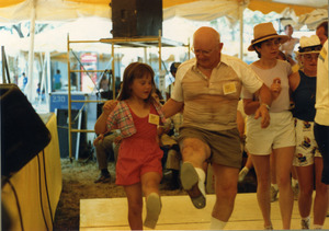 Festival of American Folklife: polka performance and dancing