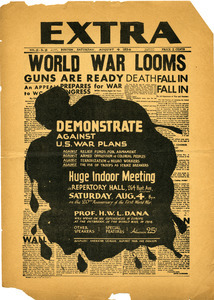 Extra! World War Looms