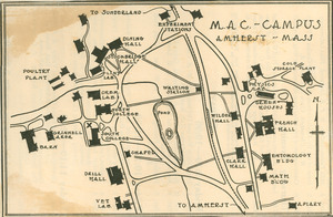 M.A.C. campus, Amherst, Massachusetts