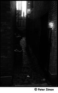 Alleyway, Beacon Hill