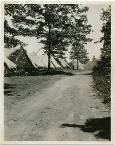 Civilian Conservation Corps Camp, Harold Parker State Forest