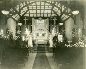 Chapel of the Comforter, Greenwich Village