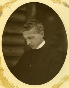 Charles Carroll Clark, Episcopal Priest of the Chapel of the Comforter, Greenwich Village