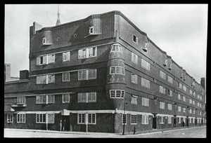 Het Schip (functional style apartment building)