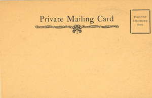 Star of Ethiopia private mailing card