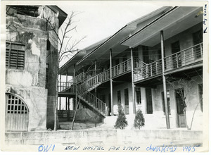 OWI staff hostel