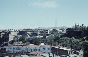 Buildings in T'bilisi