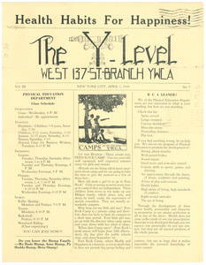YWCA of the City of New York Newsletter