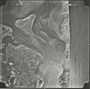 Barnstable County: aerial photograph. dpl-2mm-217