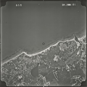 Barnstable County: aerial photograph. dpl-2mm-101