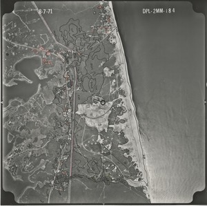 Barnstable County: aerial photograph. dpl-2mm-184