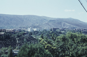 Outskirts of Tbilisi