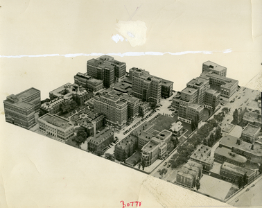 [Aerial view]