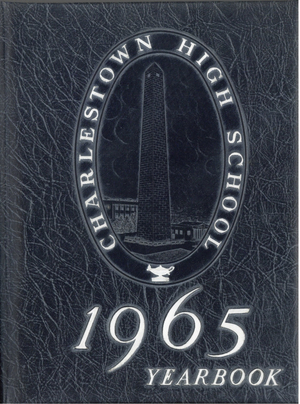 Charlestown High School yearbook: 1965