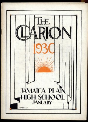 The Clarion Volume XV Number 2