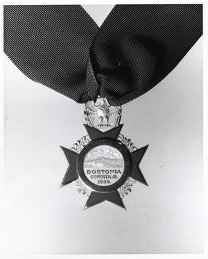 Boston Medal for Distinguished Achievement