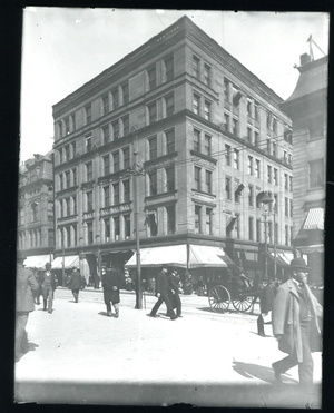 118 to 122 Tremont Street at Hamilton Place