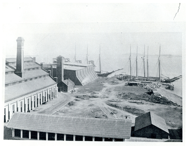 Boston Gas Company, Commercial Point