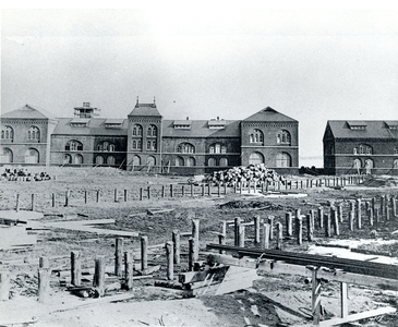 Building of Bay State Gas Company, Columbia Point