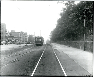 Blue Hill Avenue and Charlotte Street