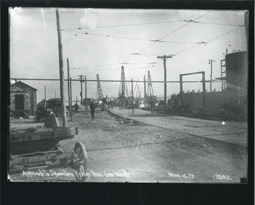 Approach to Squantum Bridge through gas works