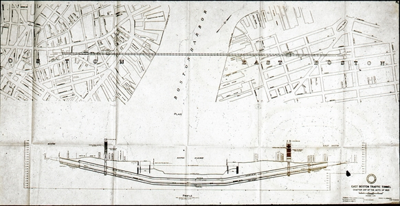 #1 - Tunnel Plan and Elevation