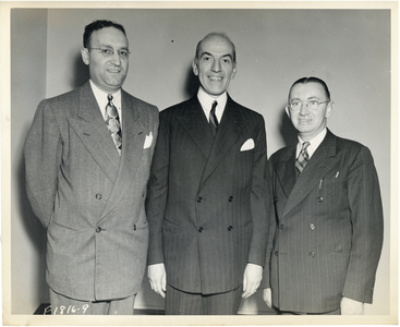 Boston City Councillors William F. Hurley and Isadore H. Muchnick endorsements