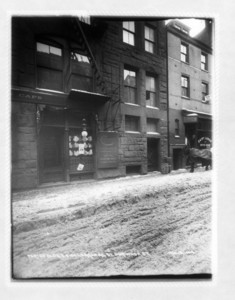 Part of building south side Lagrange St.. corner Washington St., Boston, Mass., February 18, 1904