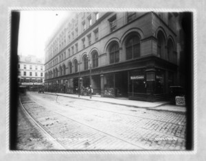 Boylston Building north side, Boston, Mass., November 1904