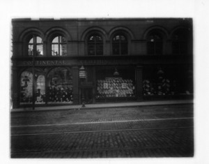 Boylston Building, west side, 651 Washington St., Boston, Mass., 1905