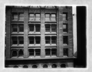 Showing a portion of Court St. side of Ames Building, Boston, Mass., June 11, 1902