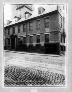 Part of easterly end Old State House, Boston, Mass., May 14, 1905