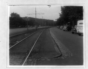 Commonwealth Ave at Brighton Ave.