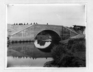 B+L R.R. Bridge at West Medford