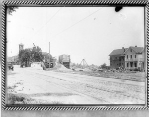Somerville, northerly on Medford St. 150' s. of Greenville St.