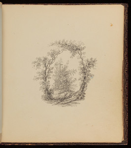 Illustrated book of poetry