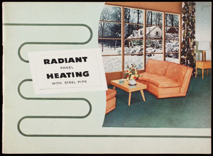 Radiant panel heating, a discussion of the heating method employing large, warm radiating panels, in collaboration with Raymond Viner Hall, Committee on Steel Pipe Research, American Iron and Steel Institute, 350 Fifth Avenue, New York, New York, 1951