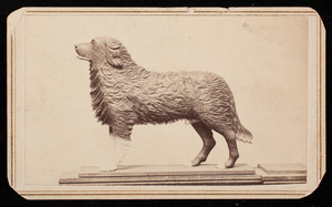 Trade card for H. Leach, sculptor in wood and fancy carver, No. 2 Indiana Street, Boston, Mass., 1865-1872