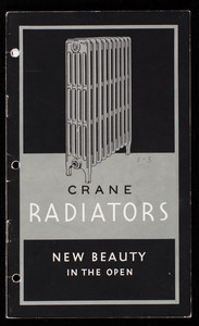 Crane direct and shielded radiators in all standard sizes, Crane Co., 836 S. Michigan Ave., Chicago, Illinois