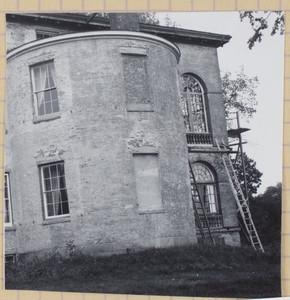 Exterior view of Castle Tucker