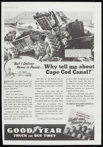 "Advertisement, ""Why tell me about Cape Cod Canal?,"" Time, April 26, 1937"
