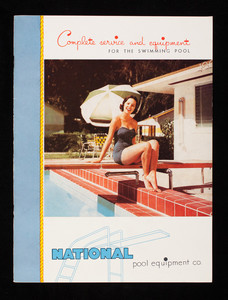 Complete service and equipment for the swimming pool, National Pool Equipment Co., Lee Highway, Florence, Alabama